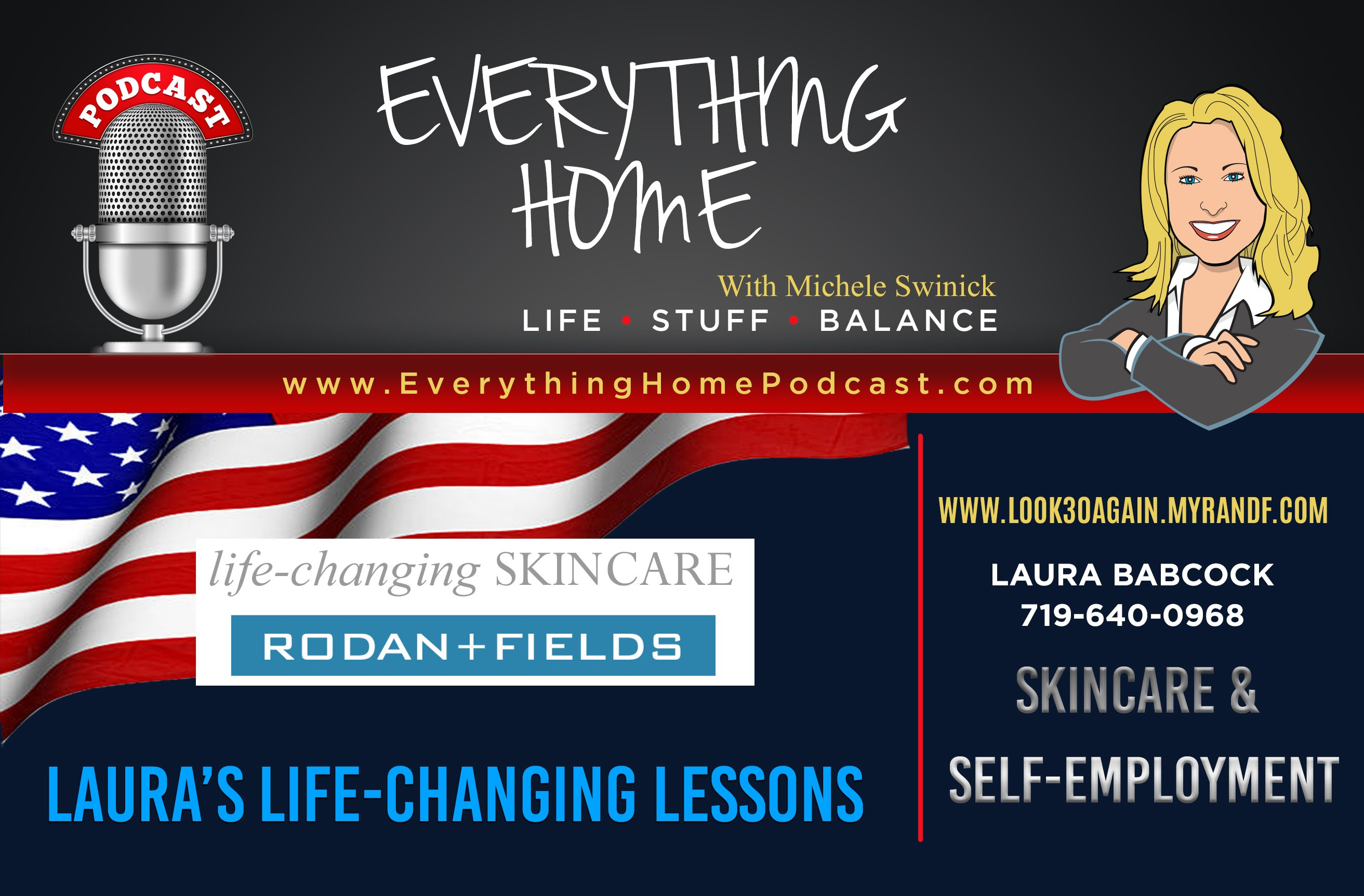 MKF -Podcast - Laura Bobcock - LIfe Changing Lessons