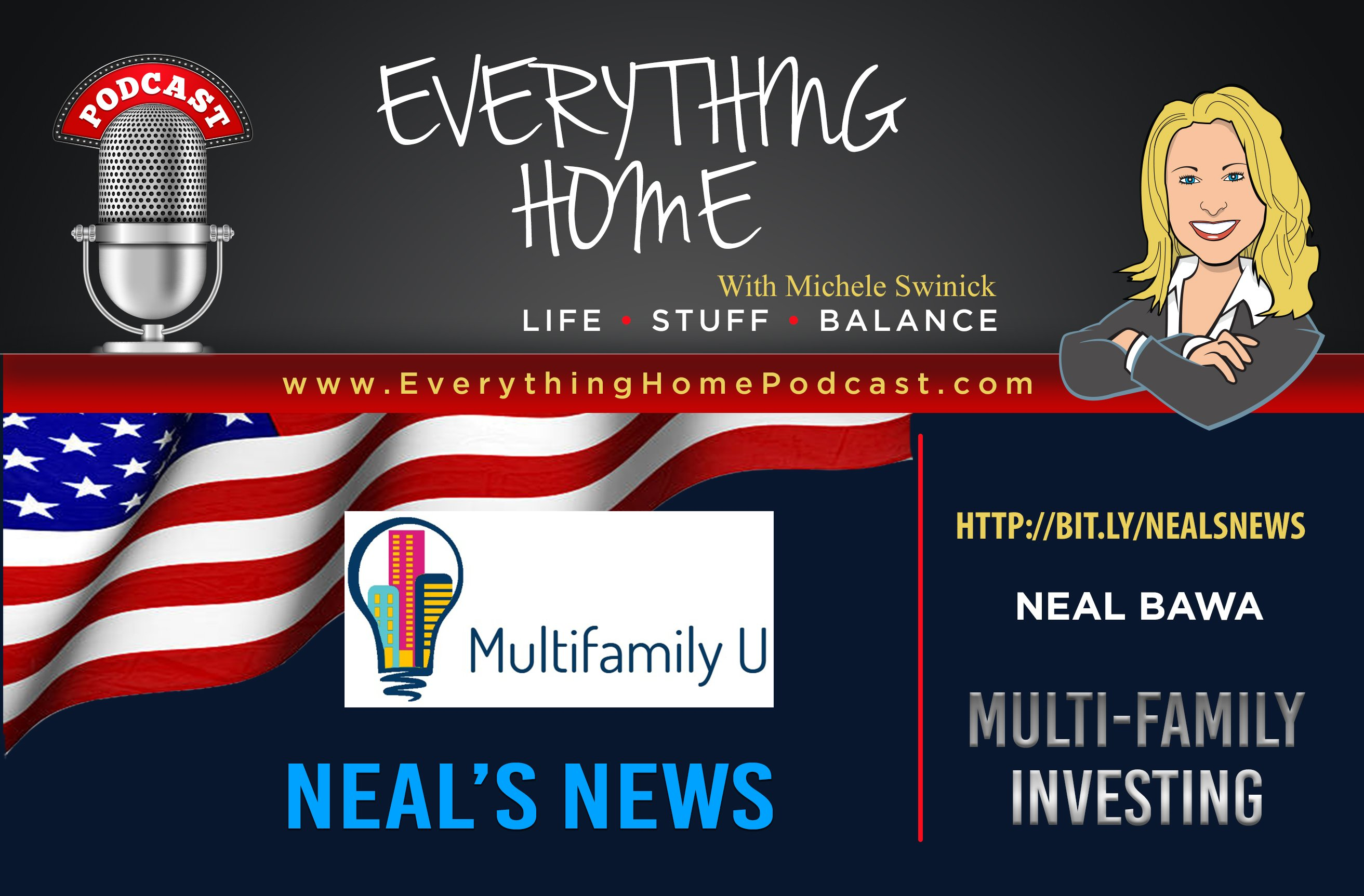 MKF -Podcast - Neal Bawa - Multi Family Investing and Housing Trends
