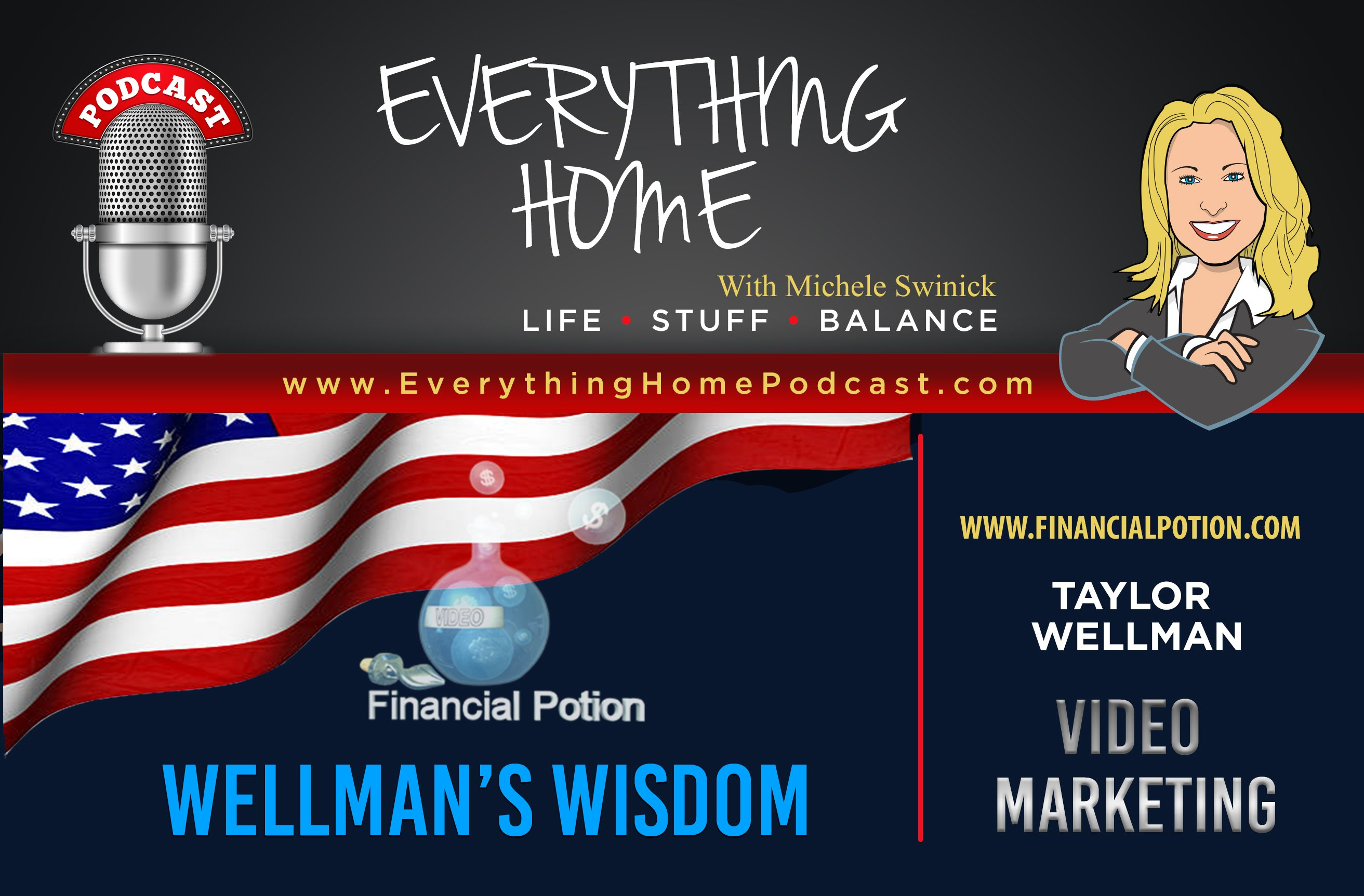 MKF -Podcast - Taylor WEllman - Video Marketing