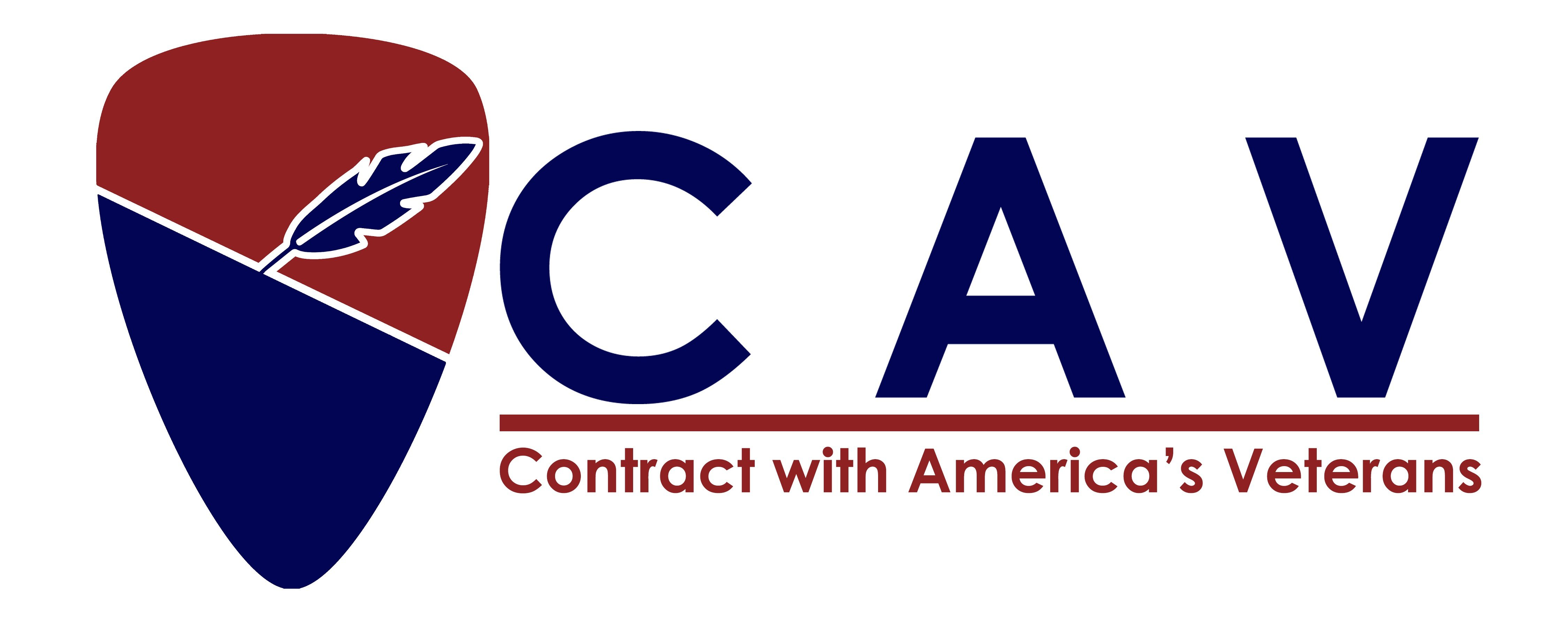 Contract With America's Veterans - Logo