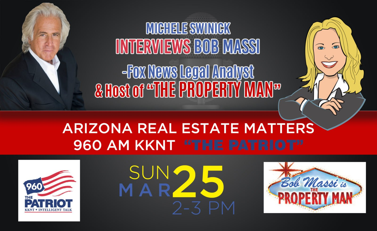 960 AM RADIO AD - BOB MASSI