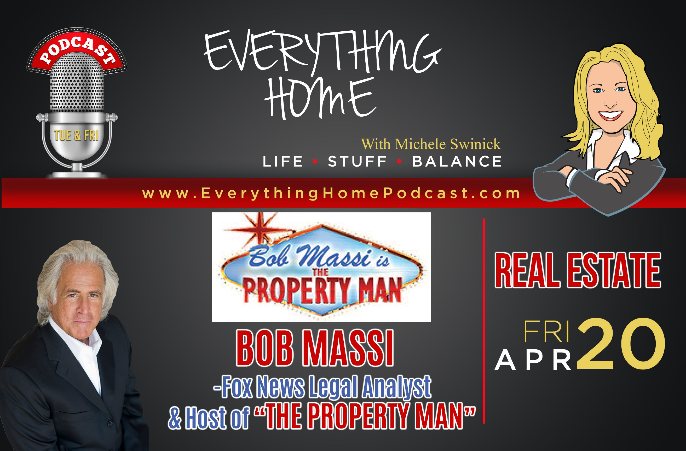 PODCAST AD - BOB MASSI
