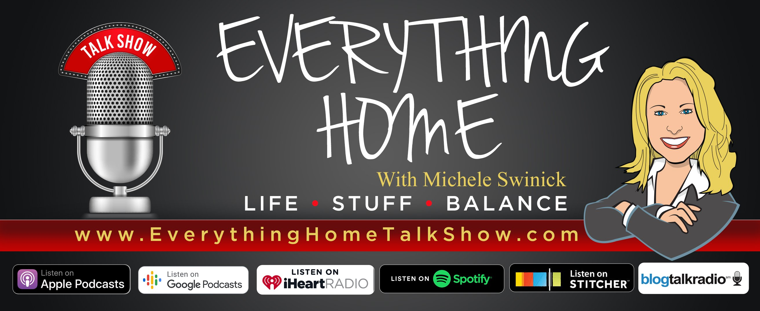 Everything Home Talk Radio Show & Podcast