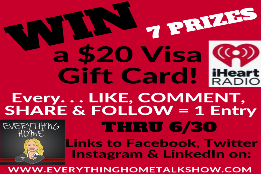 Win A $20 Visa Gift Card - Just 1 Click - Website