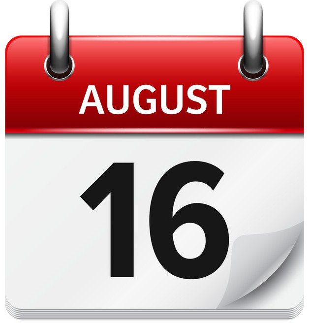 august-16-flat-daily-calendar-icon-date-vector-8065636