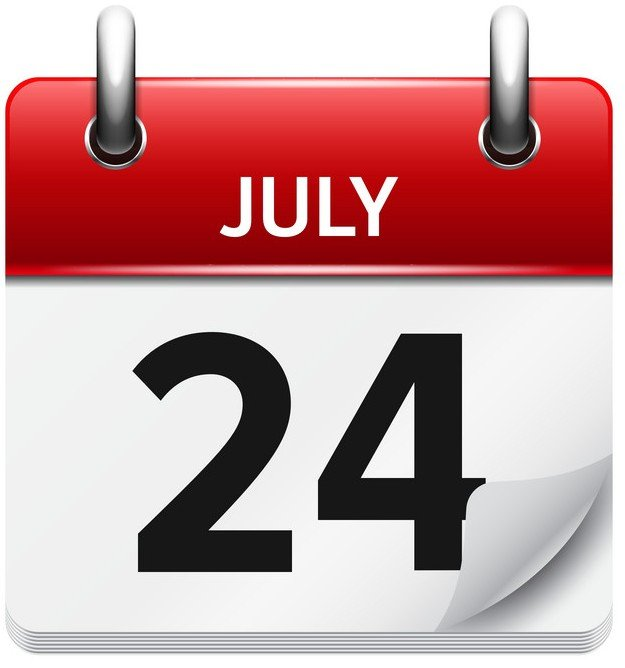 july-24-flat-daily-calendar-icon-date-vector-8066716
