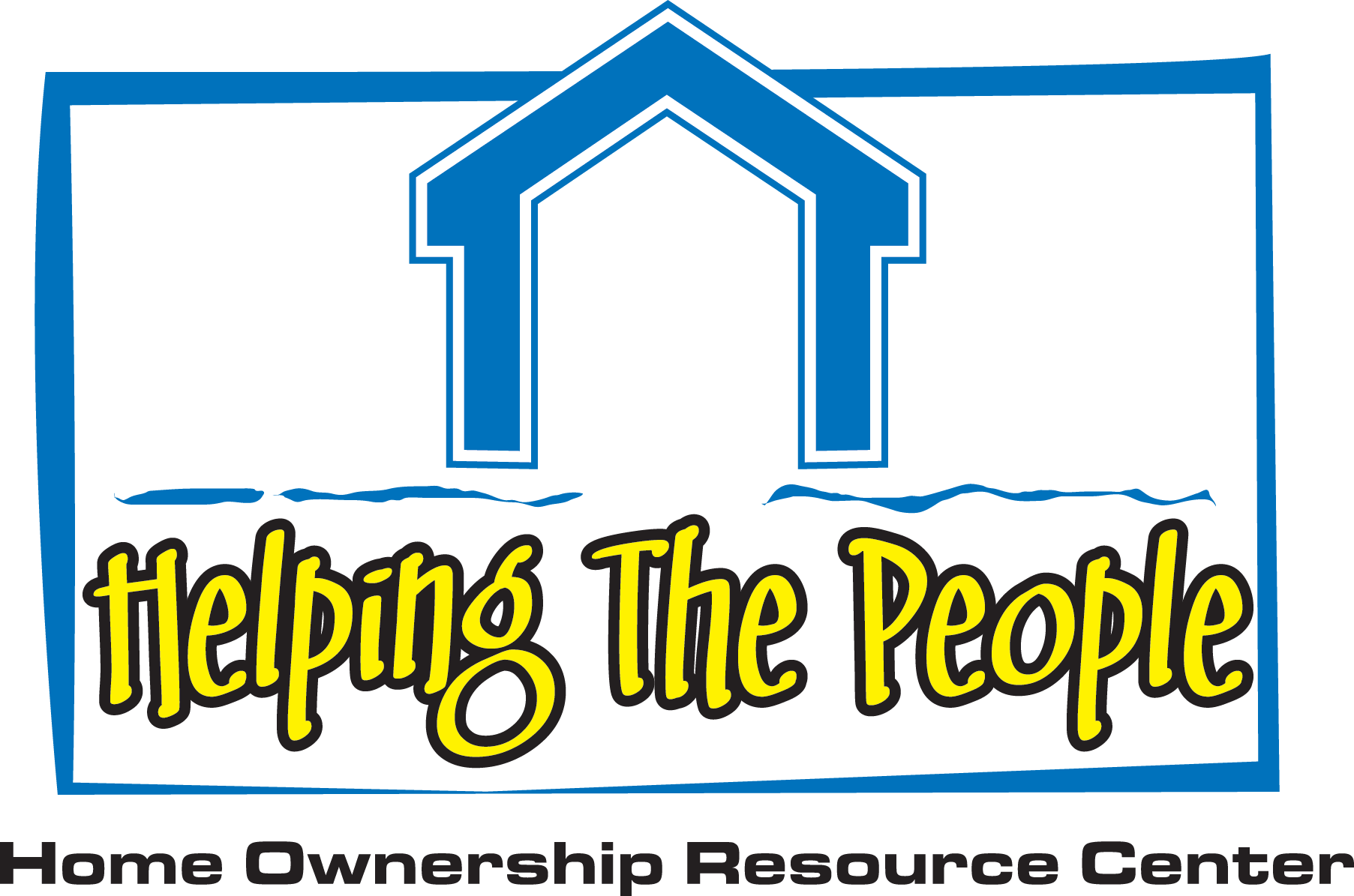 Helping The People logo - PNG FORMAT