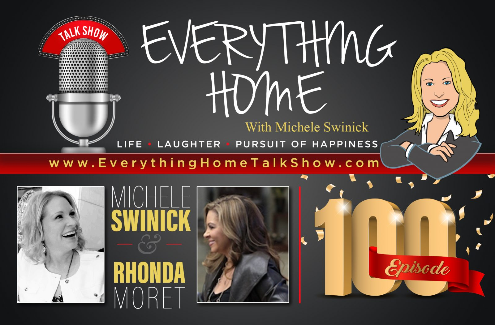 100th EPISODE! Our Best Show Yet - Laughs/Tears/Facts & Fun
