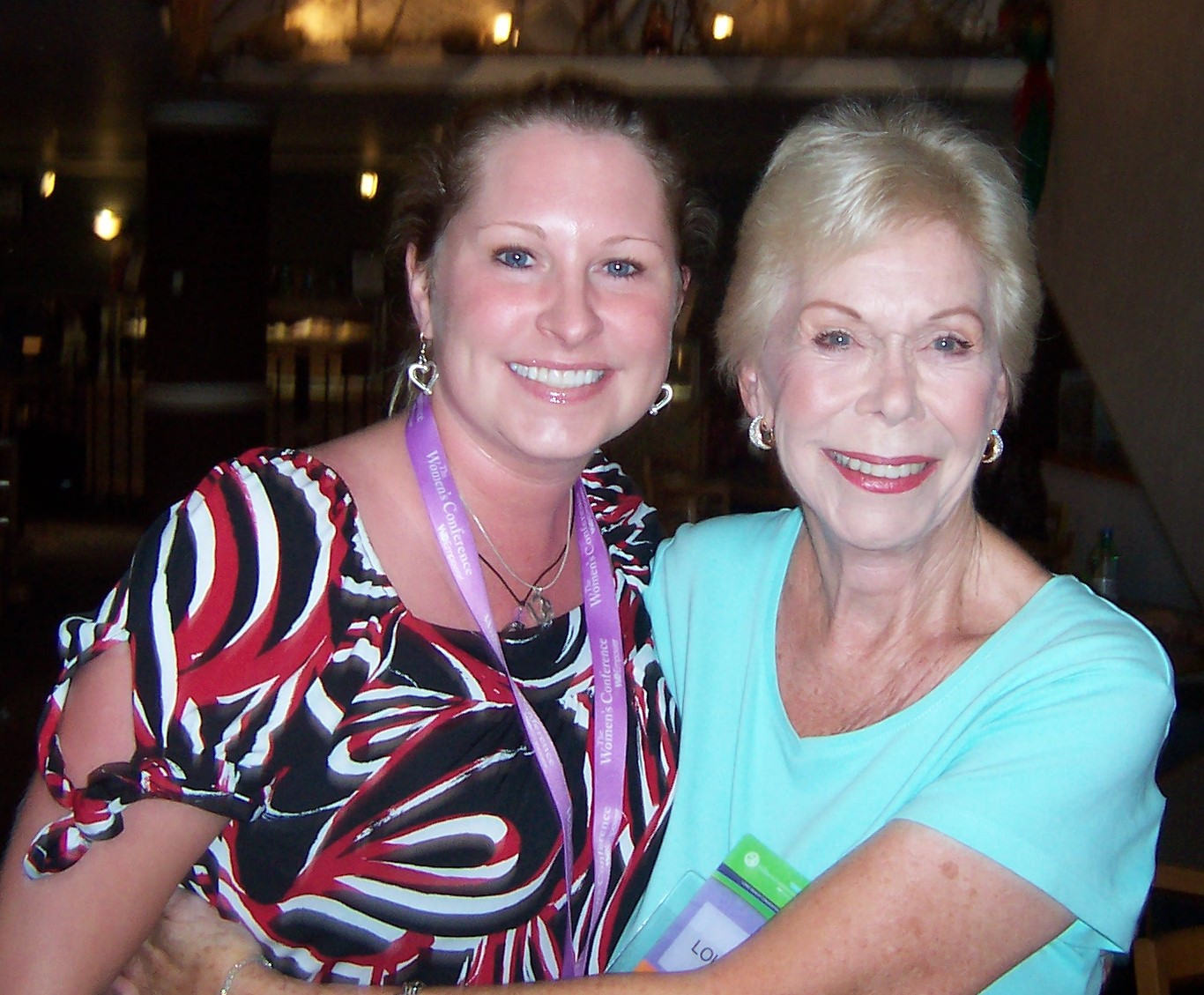 Louise Hay & Michele