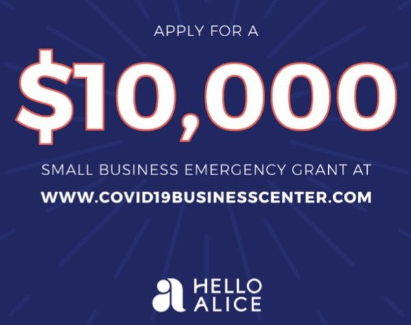 small biz grant - apply covid - up 2