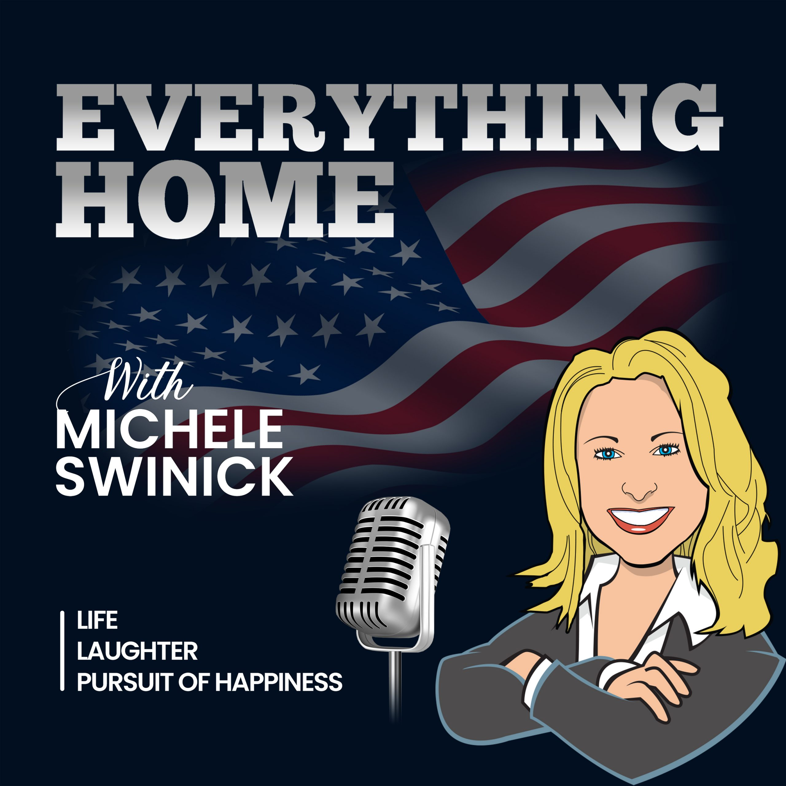 Everything Home - Podcast Logo