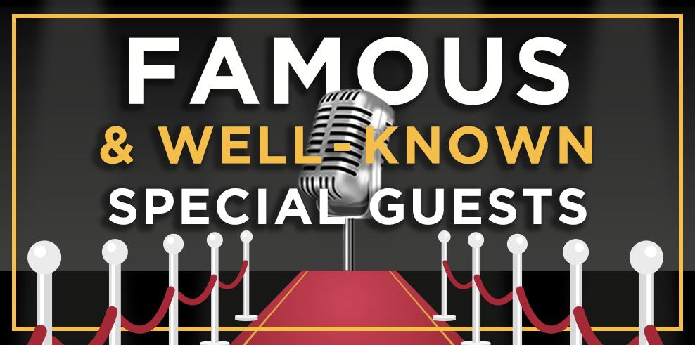 Famous & Well-Know Special Guests 2 (1)